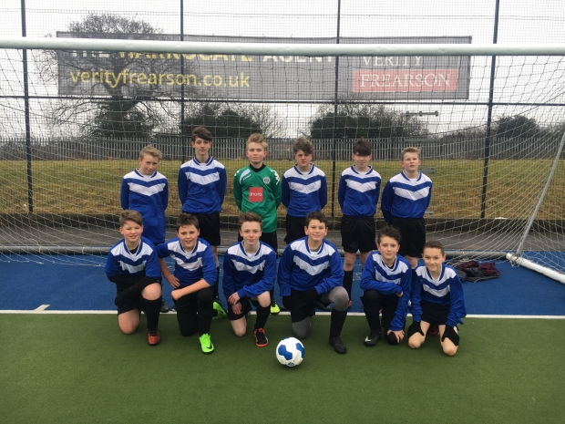 Yr 8 boys football