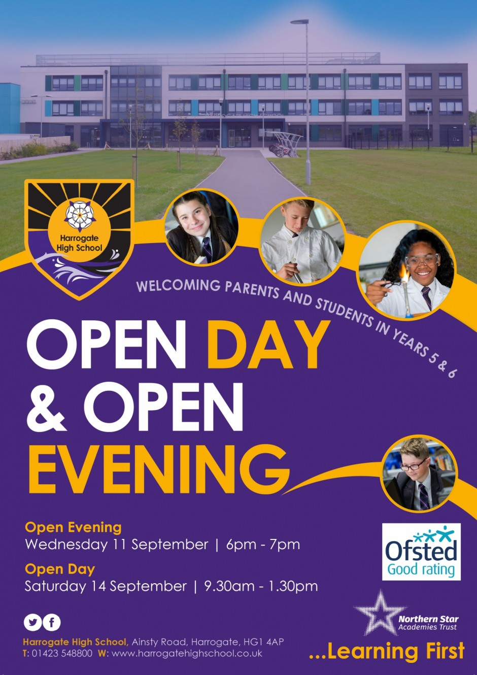 HHS Open Day 2019